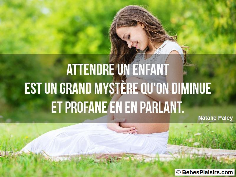 citation de bébé 3