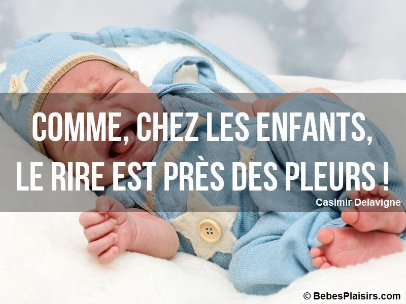citation de bébé 2
