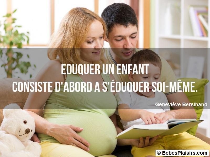 citation de bébé 7