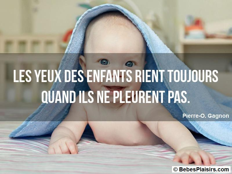 citation de bébé 42