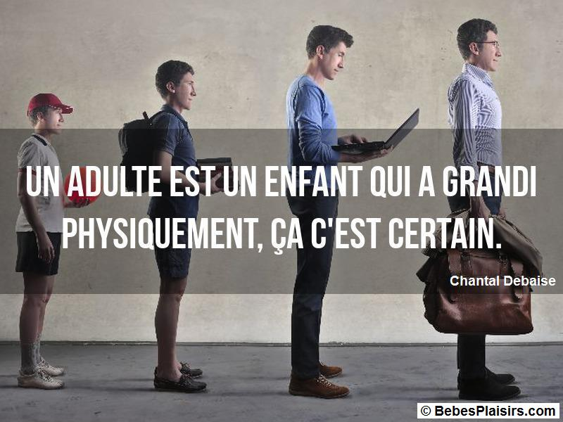 citation de bébé 43