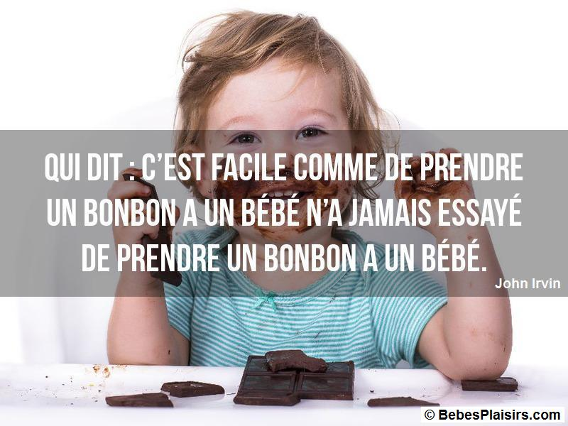 citation de bébé 54