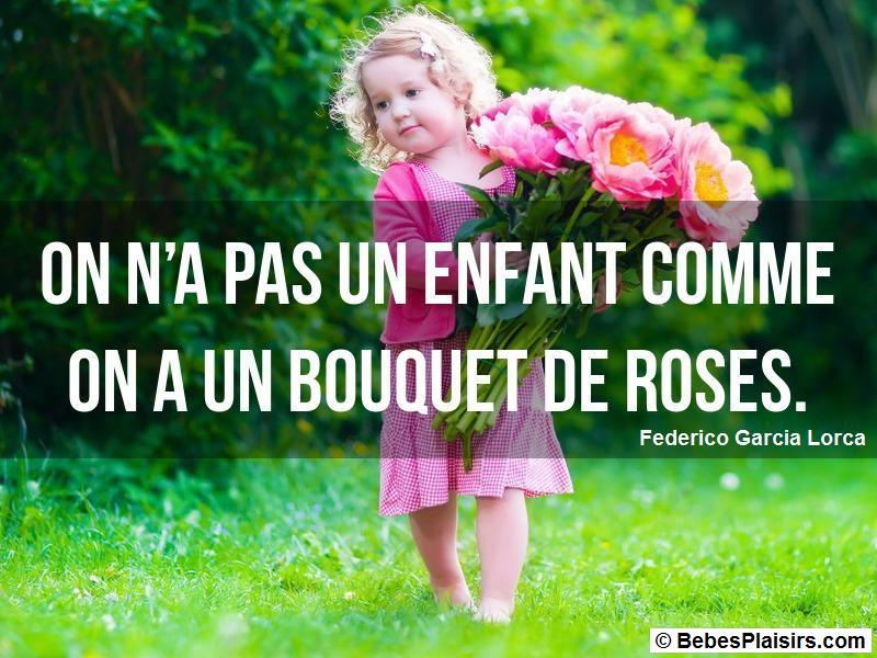 citation de bébé 51
