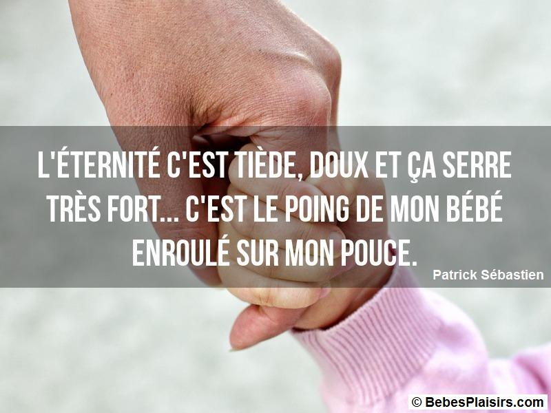 citation de bébé 53