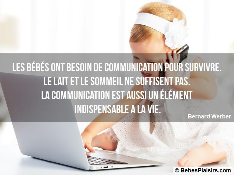 citation de bébé 47