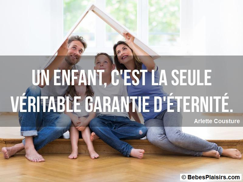 citation de bébé 58