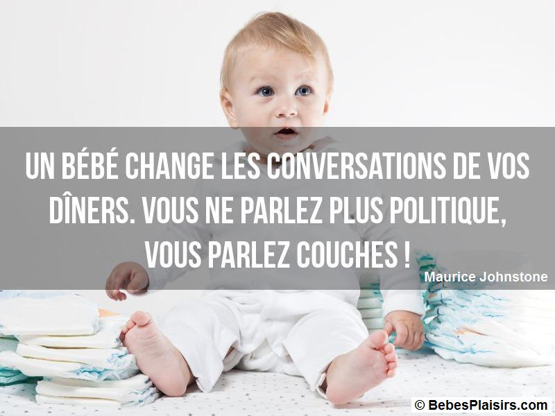citation de bébé 64