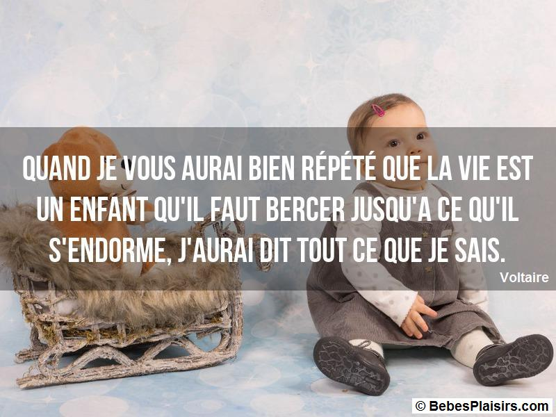 citation de bébé 65